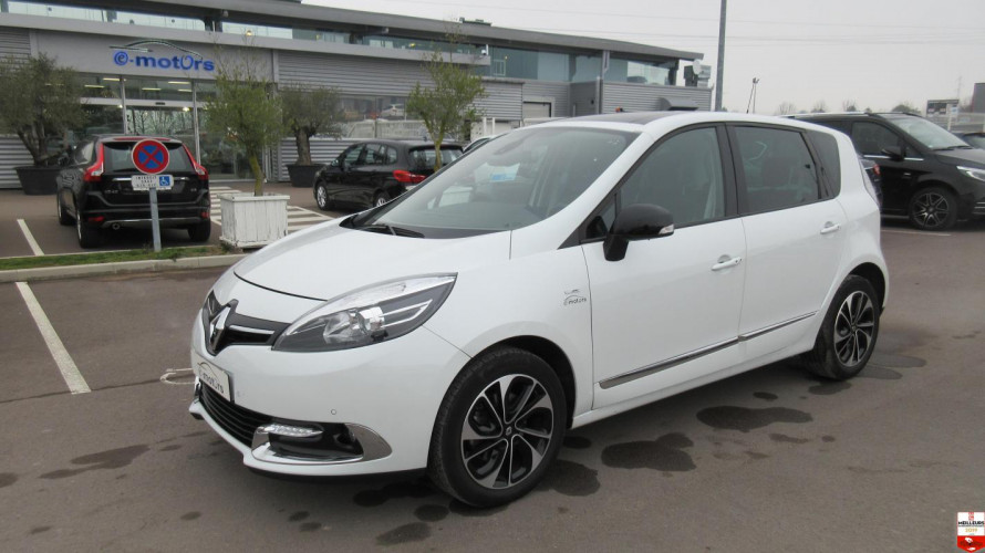 Renault Scénic III Bose dCi 130 + Toit Ouvrant Visio Systèm