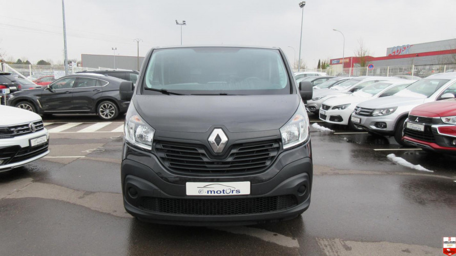 Renault Trafic FOURGON Grand Confort L1H1 1000 KG DCI 125