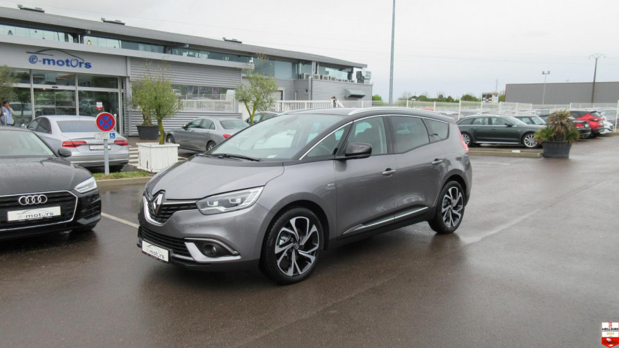 Renault Grand Scénic IV Intens Blue dCi 120 + Bose