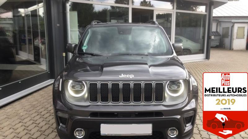 Jeep Renegade Limited GSE 150 BVR6