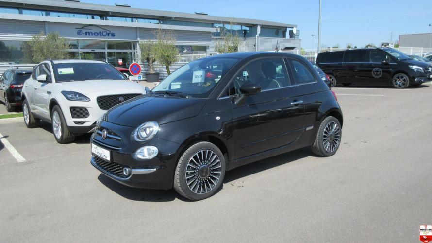 Fiat 500 SERIE 6 Lounge 85 TwinAir S et + Jantes 16'', GPS, Clim