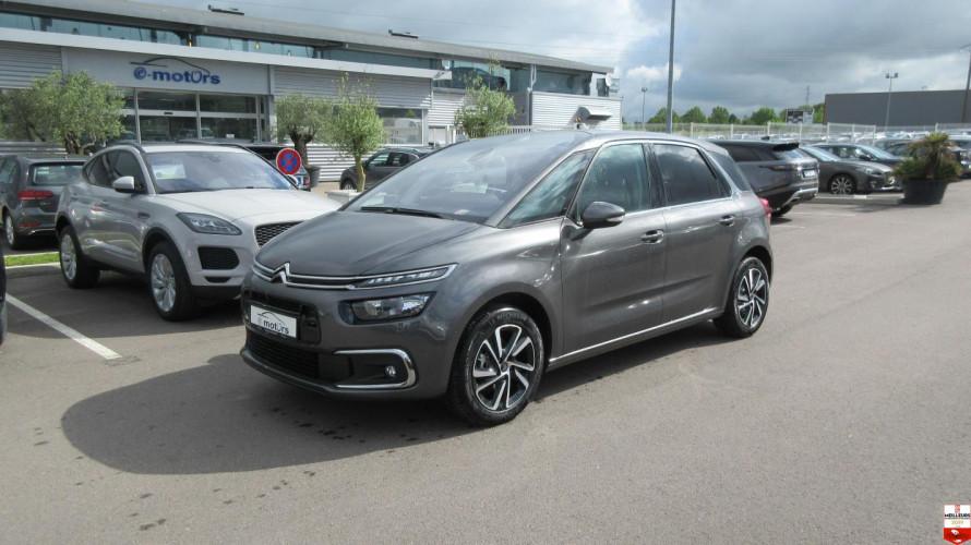 Citroën c4 spacetourer Feel PureTech 130 S et EAT8