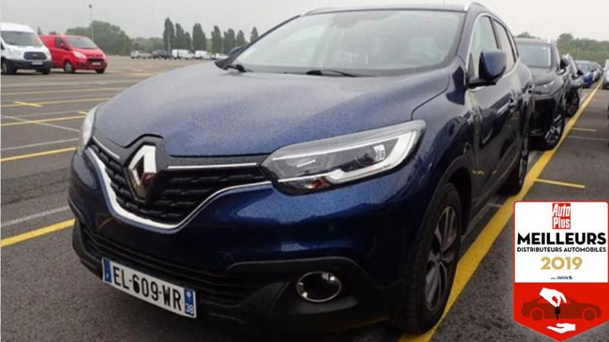 Renault Kadjar Zen dCi 110 Energy EDC + GPS