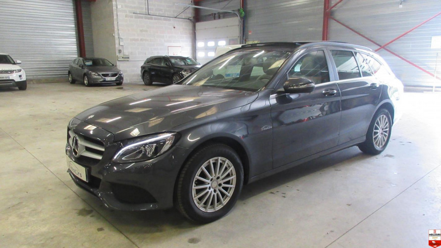 Mercedes Classe C Break 200 BlueTEC + GPS