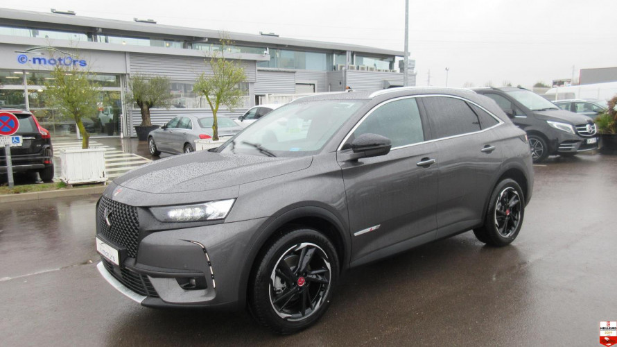 DS DS 7 Crossback DS7 Performance Line BlueHDi 180 EAT8 +/