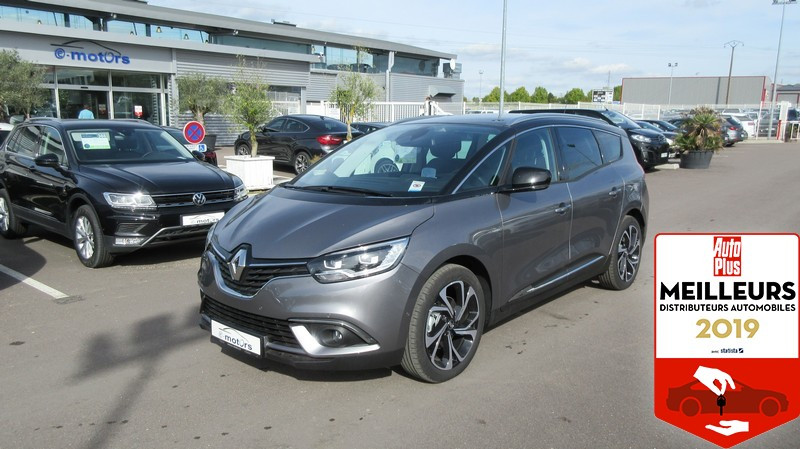 Renault Grand Scénic IV Intens TCe 160 EDC + Bose