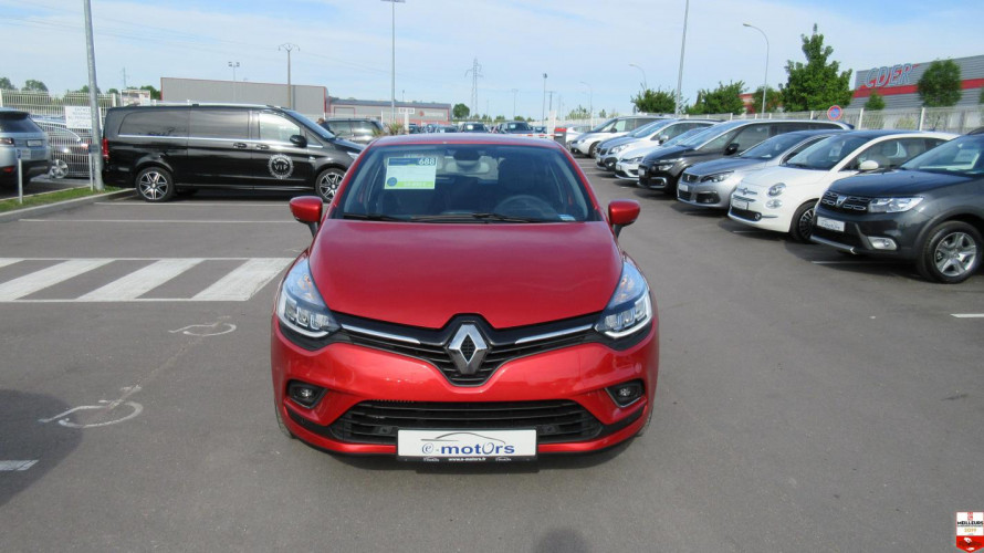 Renault Clio IV Limited TCe 75 + GPS