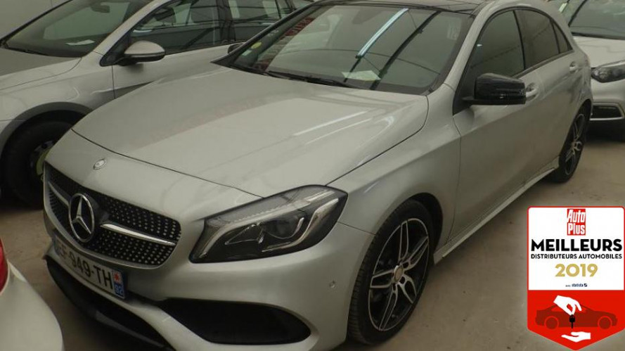 Mercedes Classe A Fascination 180 d