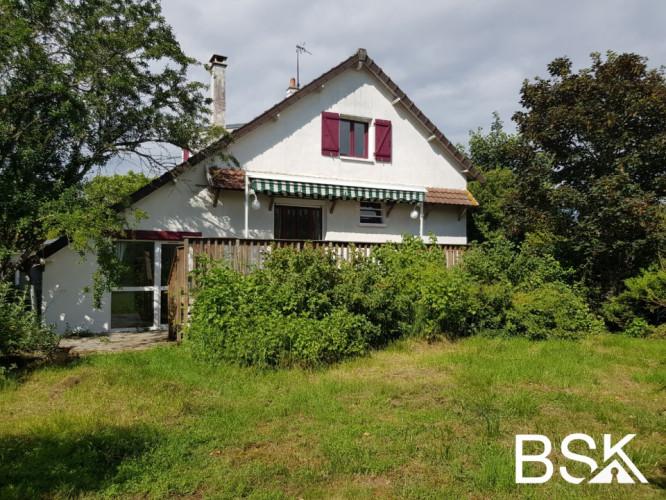 Votre petit coin de paradis, maison style chalet à la campagne, 144 M² ², 6 pièces, 4 chambres, sous-sol de 67 M²