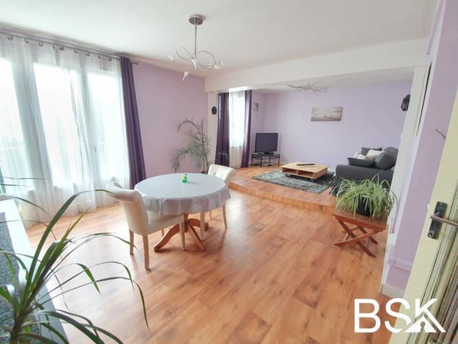 Magnifique Appartement F3 à Nevers