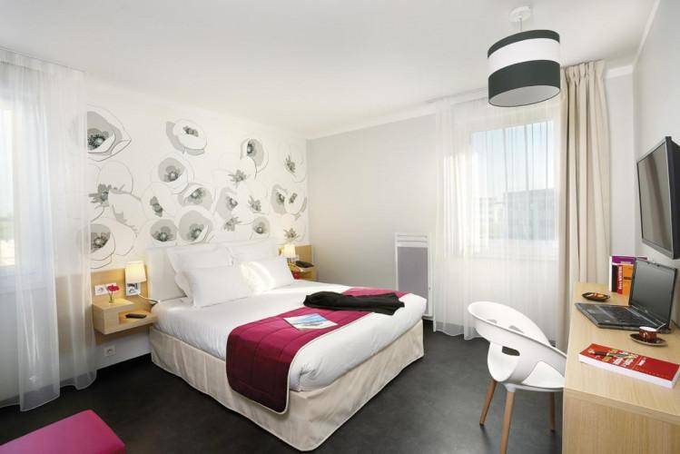 Studio 20m² dans la résidence Appart-City Reims Parc des Expositions