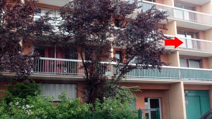 Appartement de 22m2 dans le coeur de Rouen