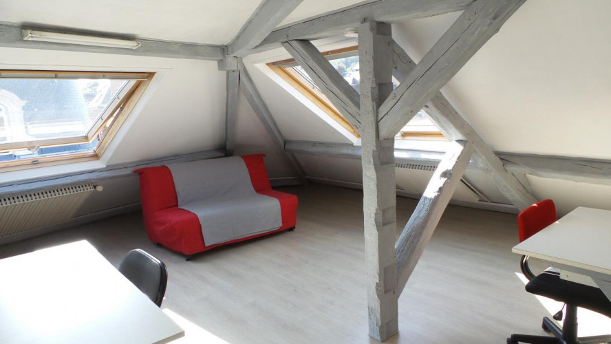 Appartement de 10m2 dans le coeur de Rouen