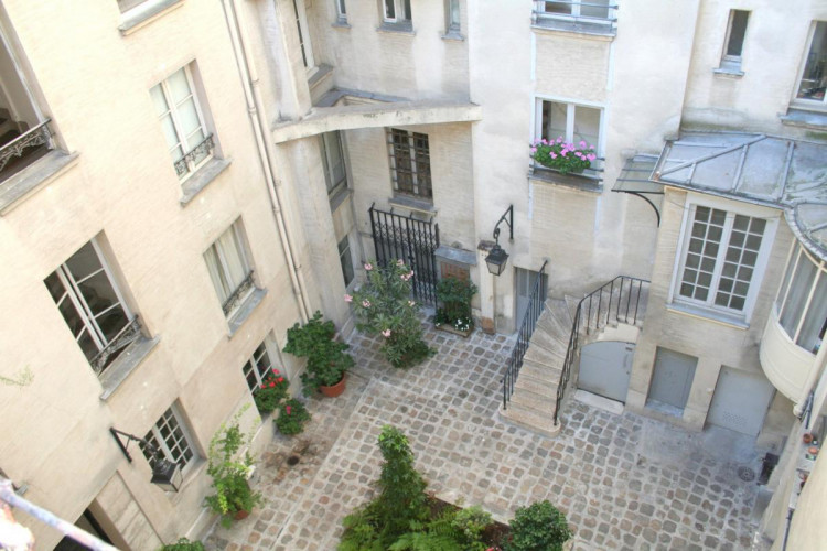 Appartement de 45m2 dans le coeur de Paris