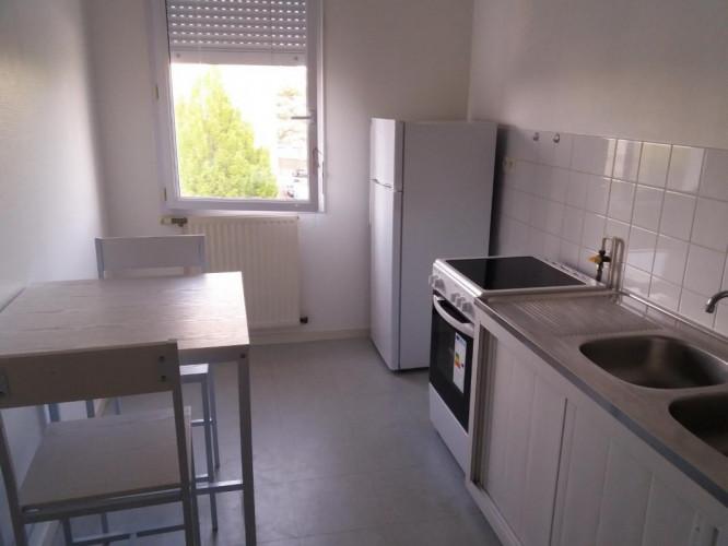 Appartement de 56m2 dans le coeur de Angers