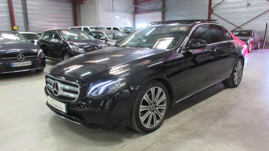 Mercedes Classe E Fascination 220 d 9G-Tronic