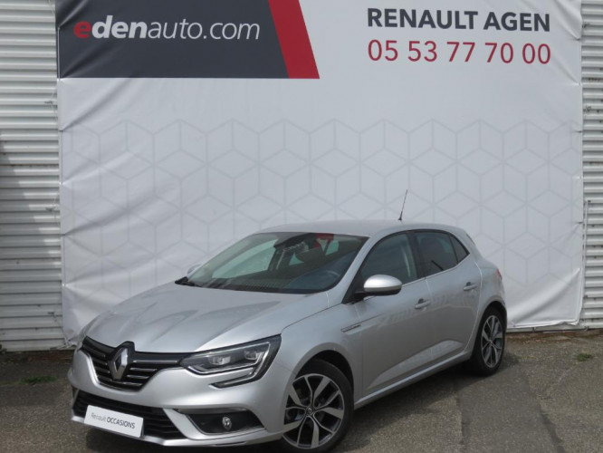 Renault Mégane IV BERLINE dCi 110 Energy EDC Intens