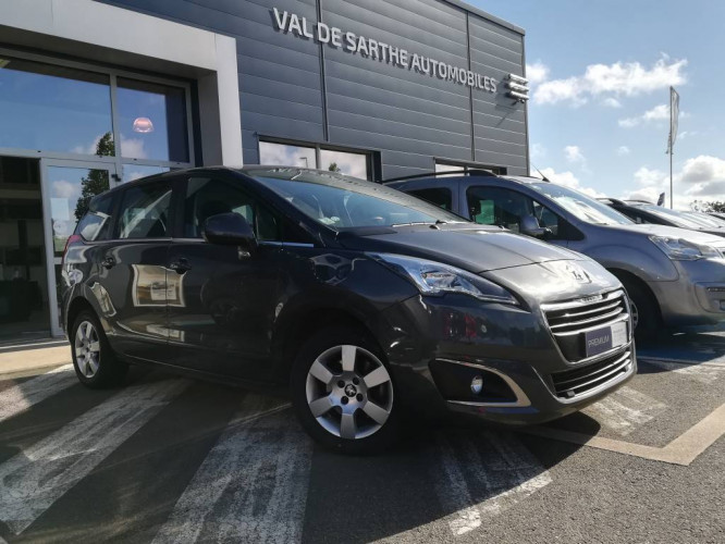 Peugeot 5008 1.6 BlueHDi 120 S&S Business Pack