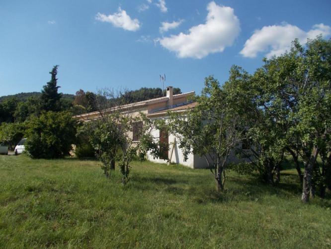 MEZEL - Maison Plain-pied 124 M² sur 1642 m² de terrain