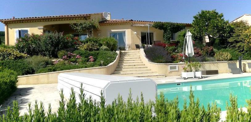 CRUIS - Maison plain-pied 103 m² sur 1600 m² de terrain clos