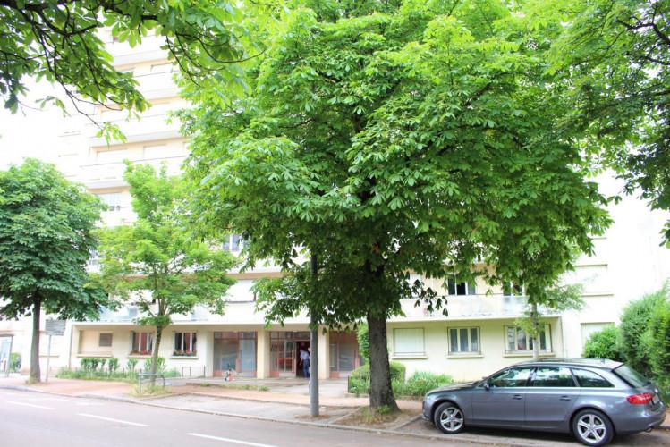 Appartement type 4 rdc centre ville dijon