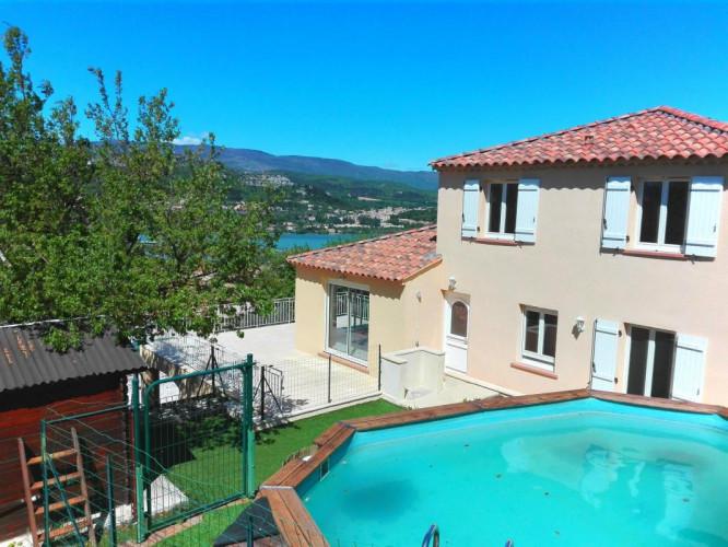 L'ESCALE-Maison T6 en position dominante 147 m² sur 895 m² de