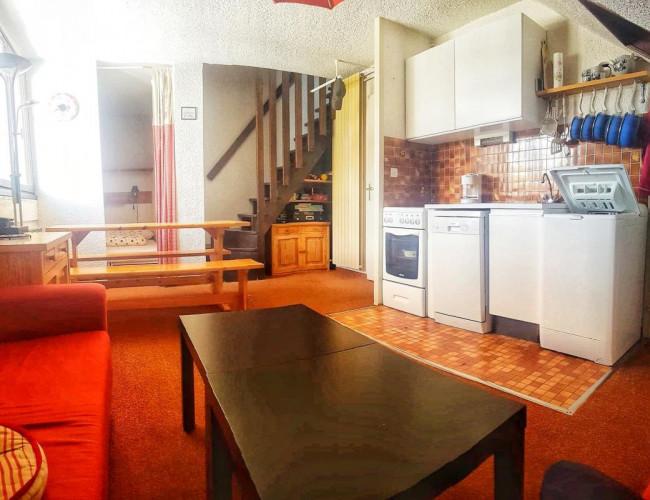 Appartement duplex 40m² avec ascenseur aux pieds des pistes