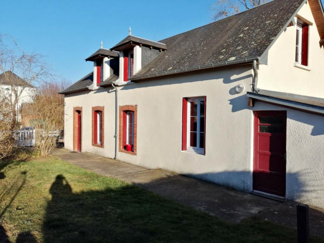 Maison Savigny-en-Septaine