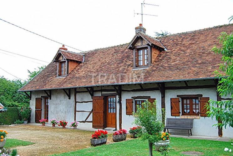 vente Maison Barlieu 4 chambres