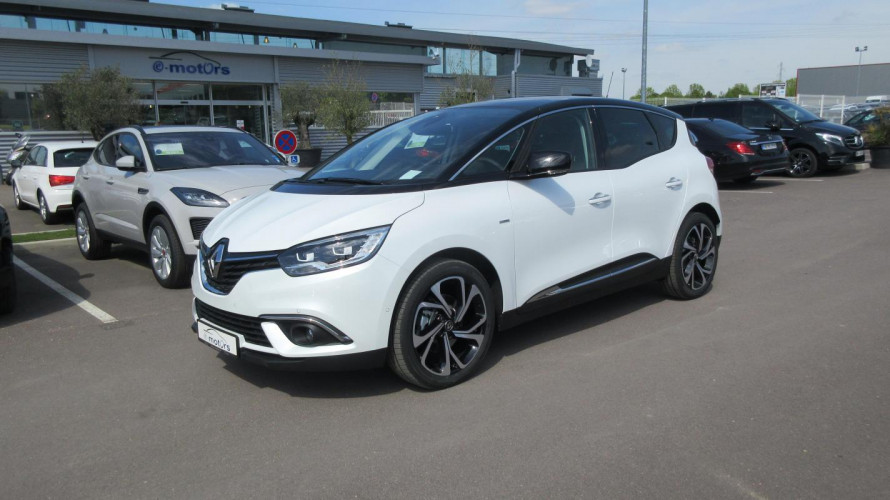 Renault Scénic IV Intens TCe 160 + Bose