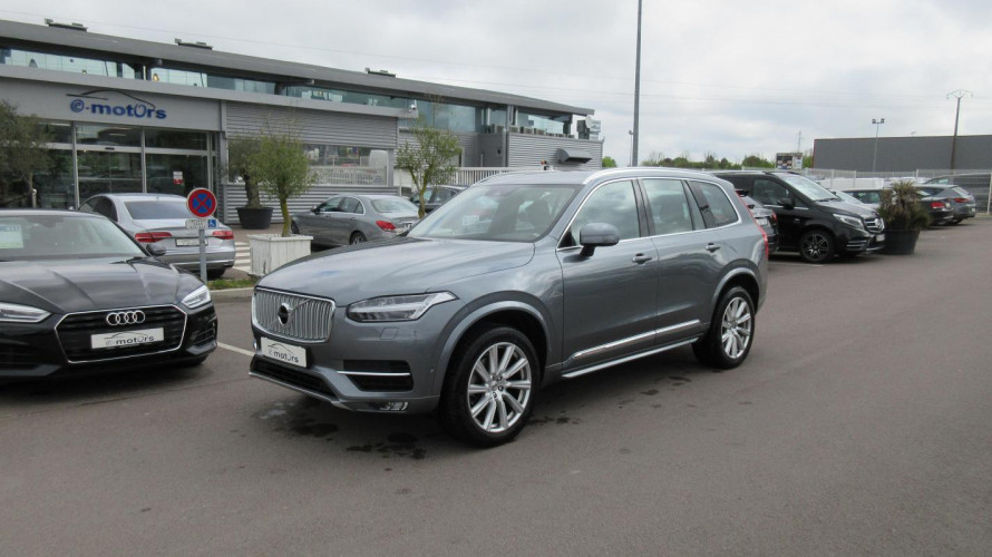 Volvo XC90 Inscription D5 AWD 235 Geartronic 7Places