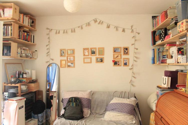 Appartement de 18m2 dans le coeur de Neuilly-sur-Seine