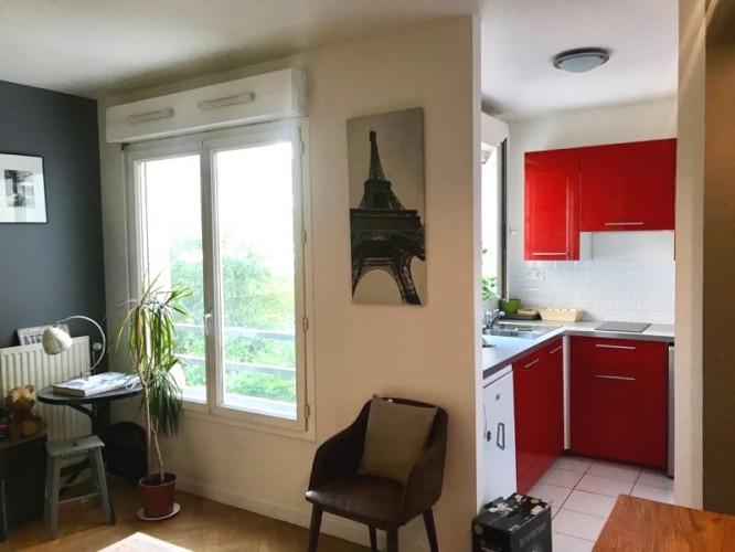 Appartement de 25m2 dans le coeur de Courbevoie