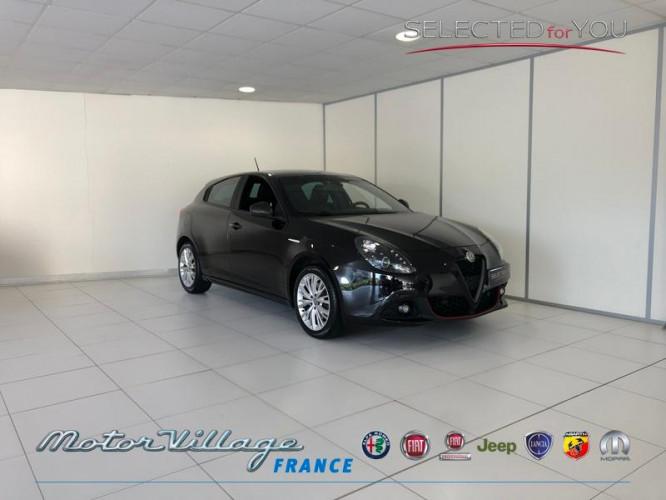 Alfa Romeo Giulietta 1.4 TB MultiAir 170ch Lusso Stop&Start TCT