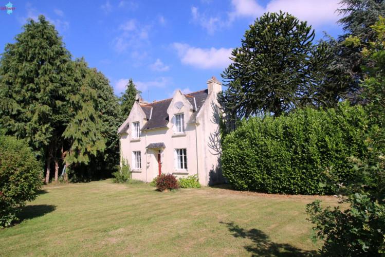 FINISTERE COLLOREC Maison de 3 chambres au calme sans vis à vis sur 1568m2 de terrain