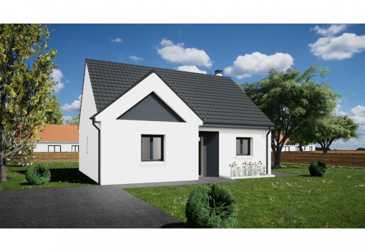 Maison 100m² 3 chambres