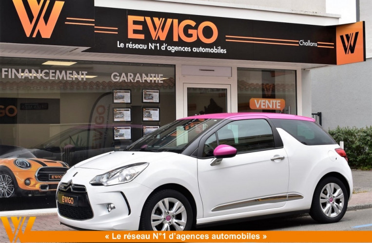 Citroën DS3 1.6 VTI 120CH SO CHIC