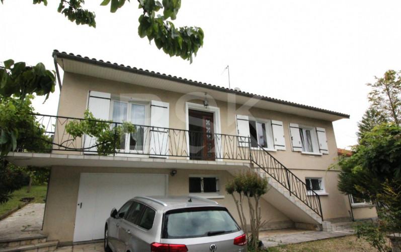 Maison sur sous sol 5 min du centre d'Angouleme