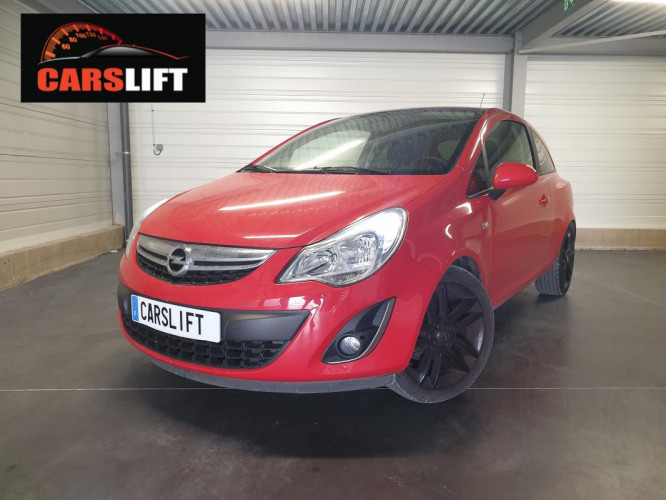 Opel Corsa 1.2 85 Ecoflex Color Edition twinsport