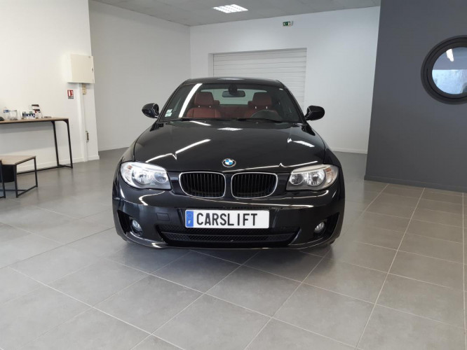 BMW Série 1 118D pack luxe