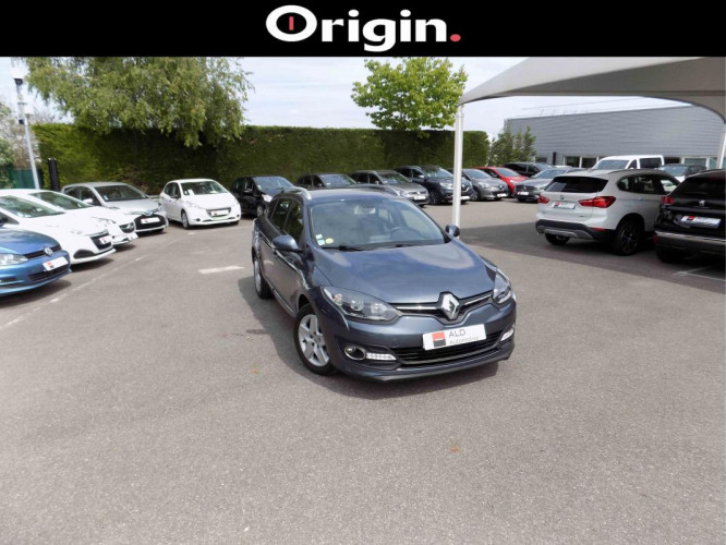 Renault Mégane Estate 1.5 dCi 110ch Business EDC eco² 2015