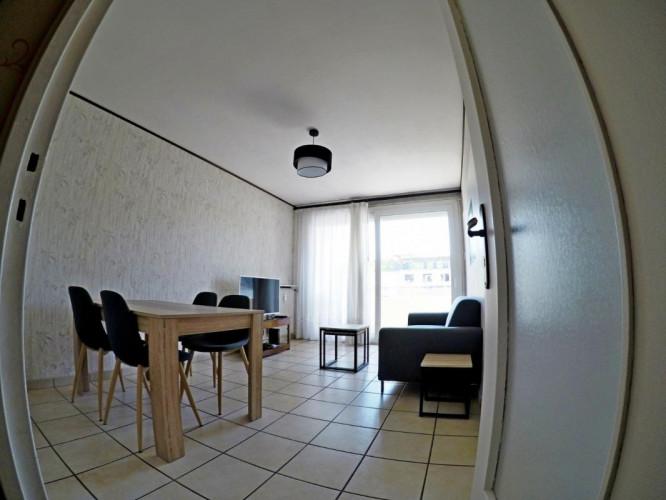 Appartement de 69m2