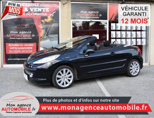 Peugeot 207 CC 1.6 HDI 110CV SPORT PACK DISTRI OK