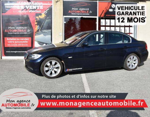 BMW Série 3 330D 231CV 3.0 BVA PACK CONFORT SIEGE M