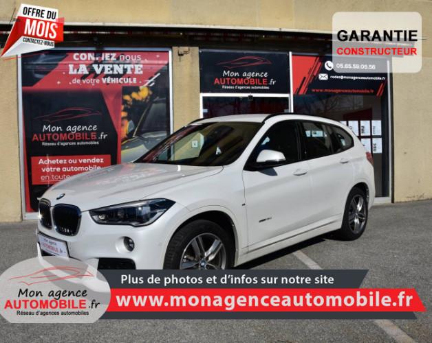 BMW X1 (F48) SDRIVE 18D M SPORT GARANTIE 03/2023