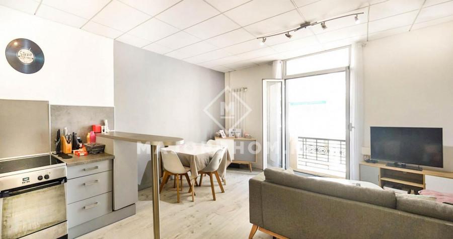 Vente bel appartement type 3 de 67 m2 calme 13005 Baille