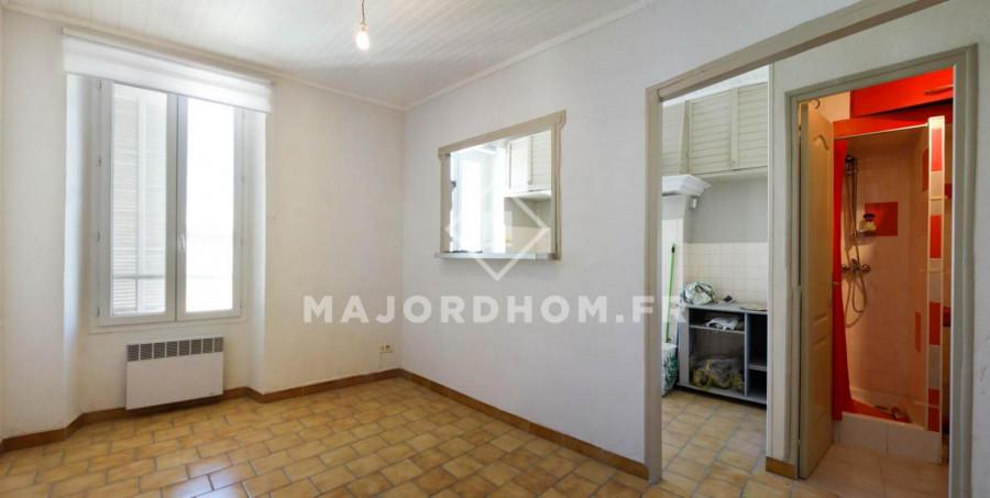 Vente appartement, 71000€, 35m², 2 pièces, situé à Marseil