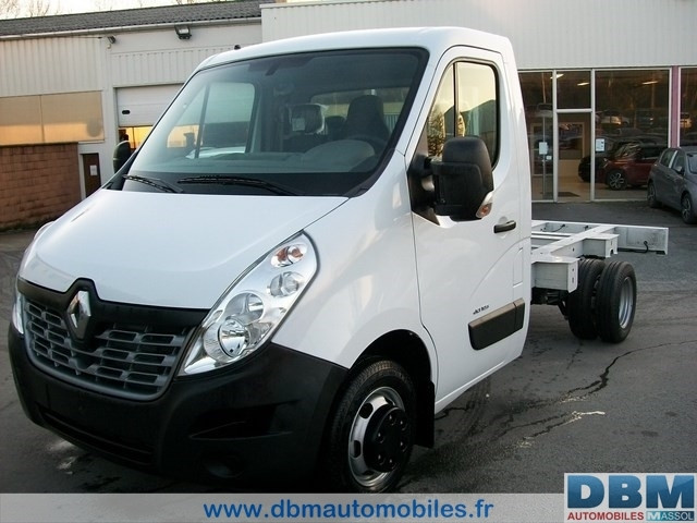 Renault Master Chassis cabine Grand confort 35 L3 2.3 dCi 145