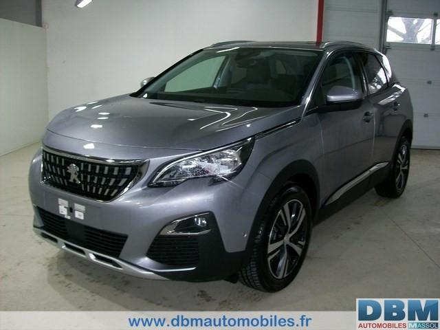 Peugeot 3008 ALLURE 1.2 Puretech 130ch