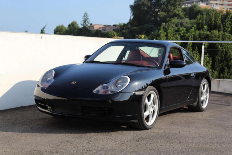 Porsche 911 (996) 3.4 CARRERA 4